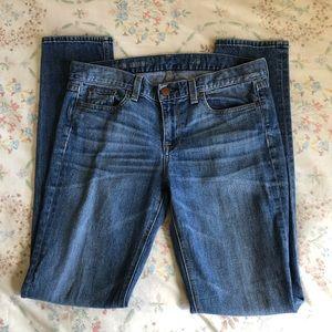 J. Crew Downtown Skinny Jeans Size 29 Gently Used